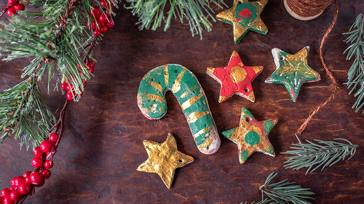 Holiday Ornament Painting