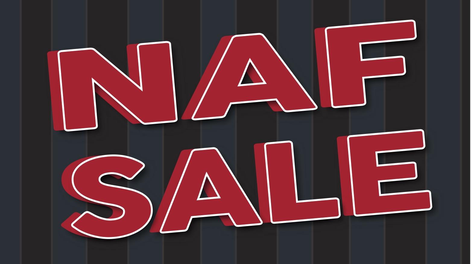 NAF Sale 2019