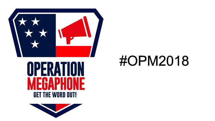 Operation Megaphone: Teen Lock In Team Building