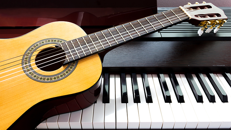Piano & Guitar Classes