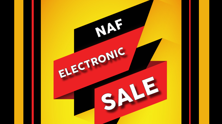 NAF Electronic Sale