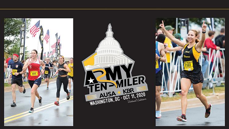 36th Annual Army Ten-Miler (Virtual Edition)