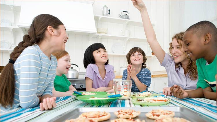 Healthy Cooking Workshop for Kids