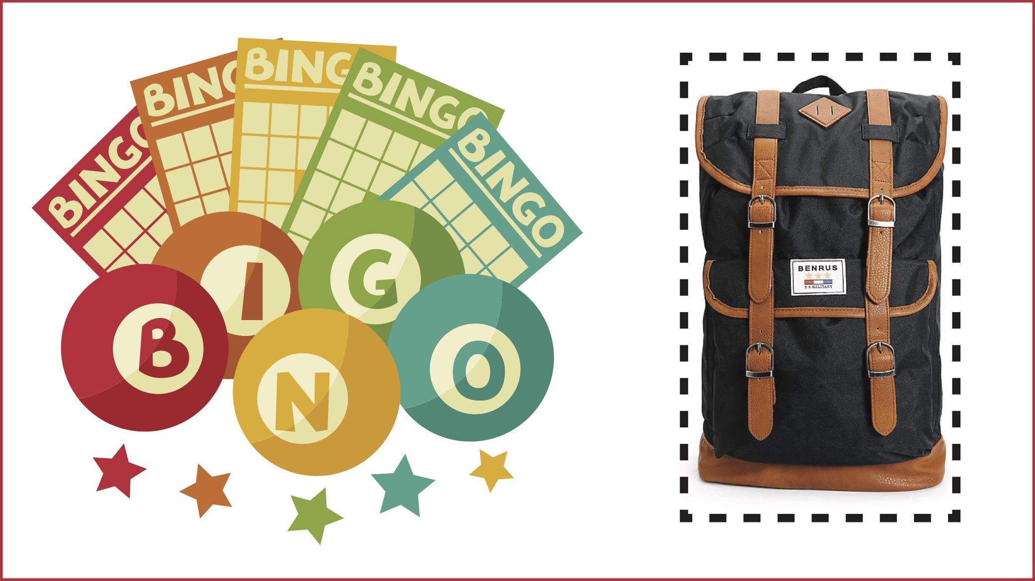 Designer Bag Bingo 2020