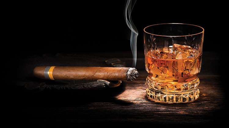 Cigar & Whiskey Night