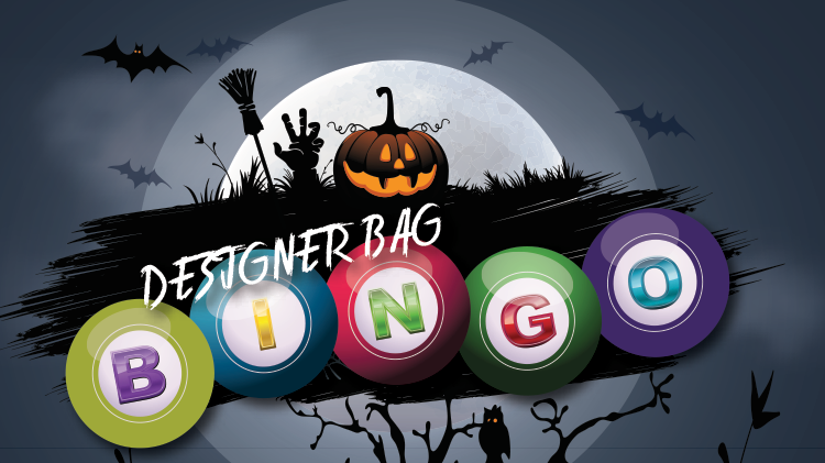 Designer Bag Bingo: Halloween Edition