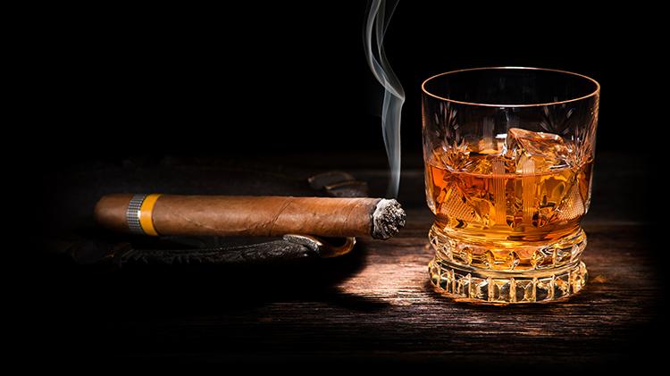 Cigar & Whiskey Night